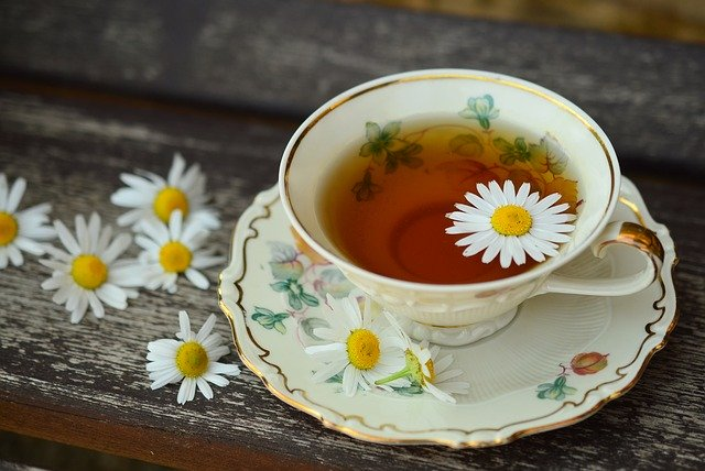 The best Chamomile tea for sleep